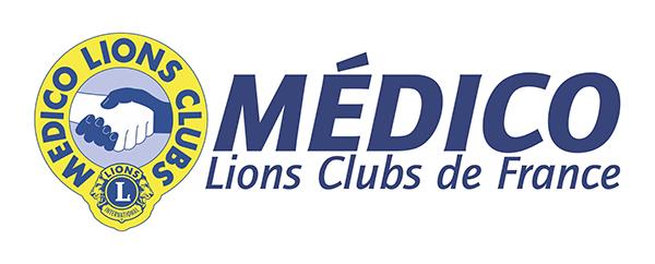 logo Medico Lions Clubs de France