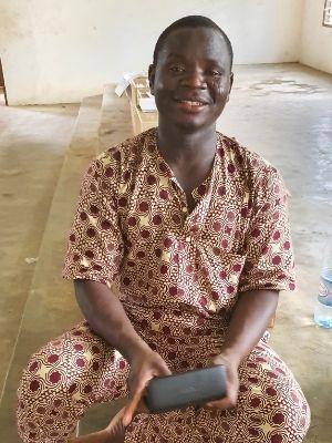Luc, Couleur Partage Benin